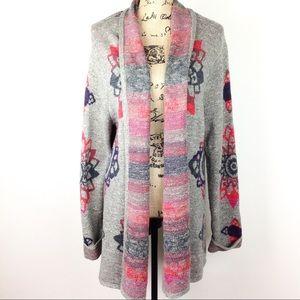 J Jill Cotton Cardigan Sweater XL⭐️
